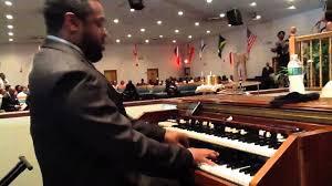 Myke Bizzell on Hammond Organ - YouTube