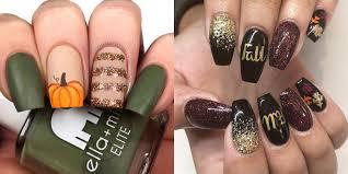 20 best fall nail designs fall nail