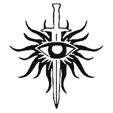 Dragon Age Grey Warden Decal Sticker