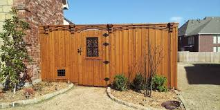 American Fence And Stone Wood Iron And Chain Link Sachse Tx