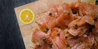 homemade lox recipe smoked salmon