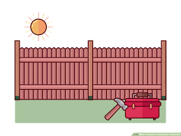 How To Replace A Fence Post In Concrete 15 Steps With Pictures