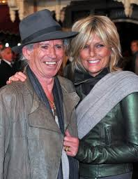 Keith Richards and Patti Hansen | Musician Keith Richards an… | Flickr