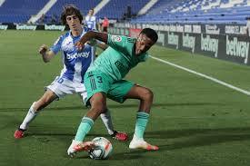 Player Ratings: CD Leganés 2 - Real Madrid 2; 2020 La Liga - Managing Madrid