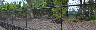 Diamond Mesh As Perimeter Fencing Protects Gardens And Properties