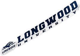 Amazon Com Longwood University Lancers Ncaa Name Logo Vinyl Decal Laptop Water Bottle Car Scrapbook 8 Inch Sticker Sports Outdoors