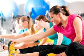 push fitness for women