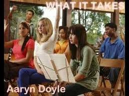 Aaryn Doyle - What It Takes - YouTube