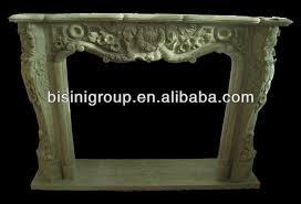 marble fireplace surround mantel