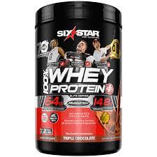 elite series 100 whey protein plus