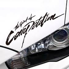 Mitsubishi Vinyl Die Cut Car Decal Sticker Free Shipping