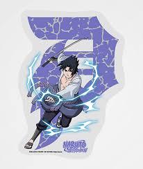 Primitive x Naruto Sasuke Dirty P Sticker