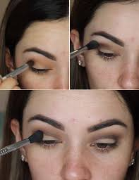 makeup for hooded eyes a step by step