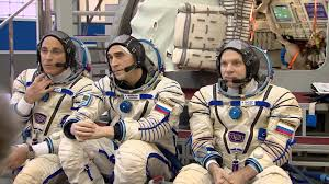 Russia: Expedition 63 crew start pre-flight examinations amid strict  coronavirus measures | Video Ruptly
