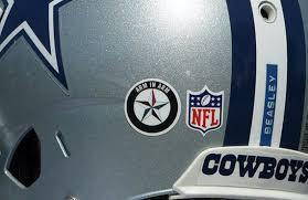 Steelers Ot Zach Banner Advocates For Black Lives Matter Helmet Decals Sportslogos Net News