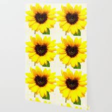 heart shape love yellow sunflower