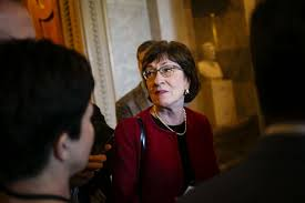 Sen. Susan Collins is an endangered Republican. Impeachment could make her  more so.