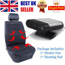 car heating pad seat heated cover auto