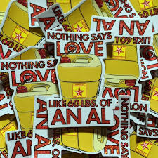 Eod Ypoc Jug Vinyl Sticker Eod Pride Gift Humor Decal Etsy
