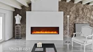 electric fireplaces vista series