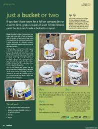 bokashi poster from resene paint buckets