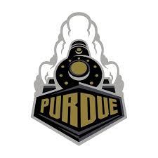 Purdue Boilermakers E Vinyl Die Cut Decal Sticker 4 Sizes