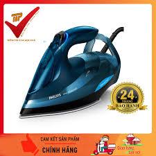 BẢO HÀNH 24 THÁNG] Bàn ủi hơi nước thông minh chống cháy Indonesia Philips  GC4938
