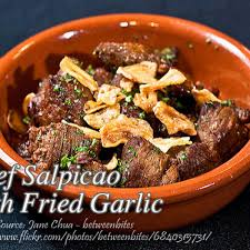 Salpicao Recipes
