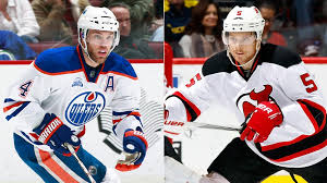 Oilers trade Hall to Devils for Larsson
