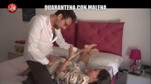 Le Iene: servizio choc con Malena, messo all'asta un pelo pubico ...