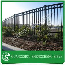 Cheap Galvanized Wrought Iron Fence Panels For Sale China Suppliers 2342363
