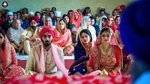 vatna ceremony in sikh marriage