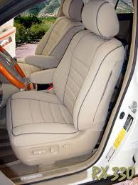 lexus rx 350 full piping seat covers