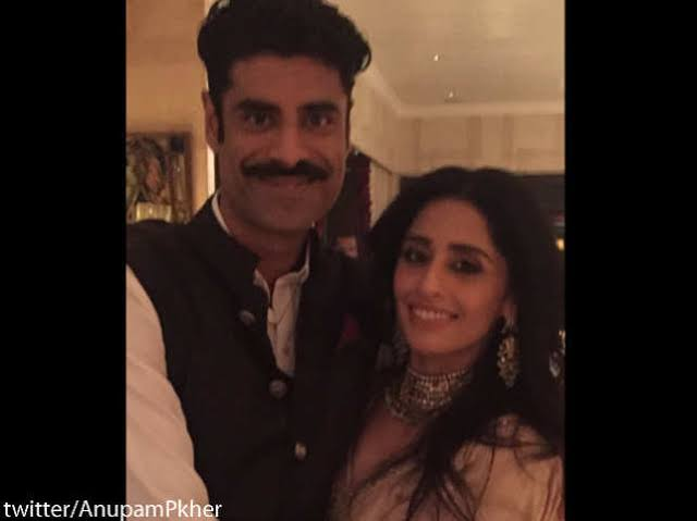 Image result for Sikander Kher and Priya Singh""