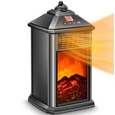 portable heater electric fireplace