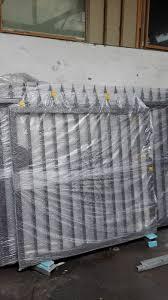 Hench Garden Decorative Black Color Steel Fences Design Fencing Trellis Gates Aliexpress