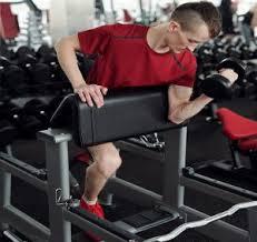 gym workout schedule for men pdf gym