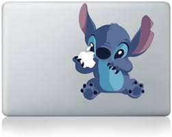 Amazon Com Ewdsqs Stitch Decal Stickers For Walls Cars Tablets Laptop Macbook I Pad Computers Accessories