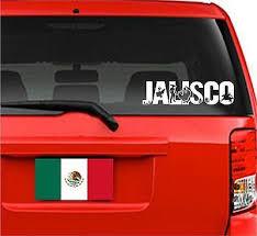Decals Stickers Mexico Emblema Jalisco Jeyfel
