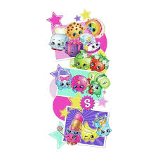 Better Together Shopkins 1 Giant Wall Decal Mural Graphic 2 Ft Tall Room Decor Ebay