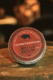 leather conditioner buffalo jackson