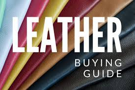 leather ing guide how to identify