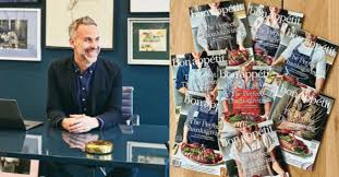 Bon Appetit's top editor Adam Rapoport resigns after offensive photo |  Inquirer Entertainment
