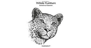 Wilde Katten Kleurboek Voor Volwassenen 1 Snels Nick Amazon Ae