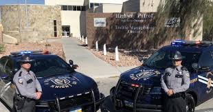 Nevada Highway Patrol Adds Golden Knights Decal To Patrol Vehicles