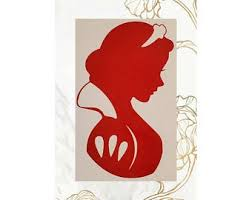 Snow White Decal Etsy