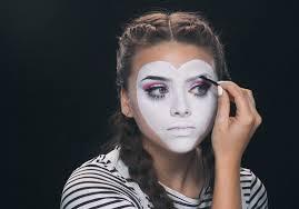 mime makeup no white face saubhaya makeup