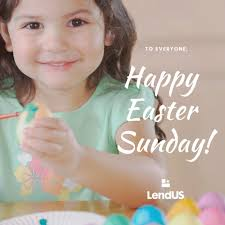 """LendUS LLC - """"The Easter egg symbolizes our ability to... 