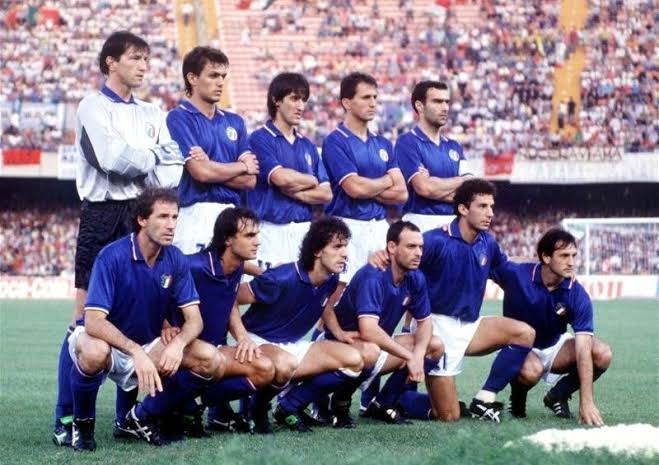 Image result for Italy 1990 World Cup""