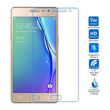 9H 2.5D Tempered Glass For Samsung Galaxy Z2 Z200 / Z3 Z300 SM-Z300  SM-Z300F/ Z4 ...